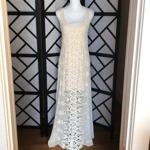 Jen's Pirate Booty Crochet Maxi Dress Wedding?